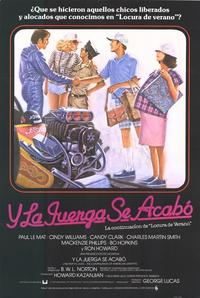The Party's Over - 11 x 17 Movie Poster - Spanish Style A