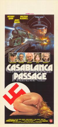 The Passage - 11 x 17 Movie Poster - Italian Style A