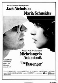 The Passenger - 43 x 62 Movie Poster - Bus Shelter Style A