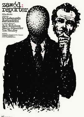 The Passenger - 27 x 40 Movie Poster - Polish Style A