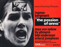The Passion of Anna - 11 x 14 Movie Poster - Style A