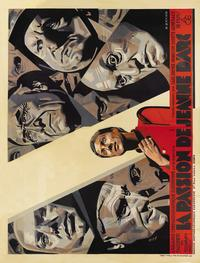 The Passion of Joan of Arc - 11 x 17 Movie Poster - French Style B