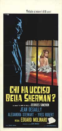 The Passion of Slow Fire - 13 x 28 Movie Poster - Italian Style A