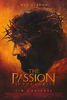 The Passion of the Christ - 27 x 40 Movie Poster - Style A