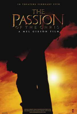 The Passion of the Christ - 27 x 40 Movie Poster - Style D