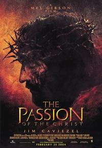 The Passion of the Christ - 11 x 17 Movie Poster - Style A - Museum Wrapped Canvas