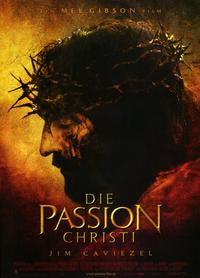 The Passion of the Christ - 11 x 17 Movie Poster - German Style A - Museum Wrapped Canvas