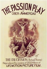 The Passion Play of Ober-Ammergau - 11 x 17 Movie Poster - Style A