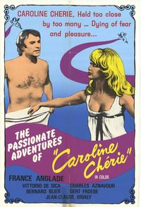 The Passionate Adventure of Caroline Cherie - 27 x 40 Movie Poster - Style A