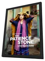 The Patience Stone - 11 x 17 Movie Poster - UK Style A - in Deluxe Wood Frame