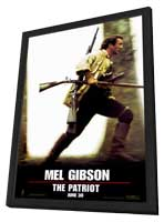 The Patriot - 11 x 17 Movie Poster - Style A - in Deluxe Wood Frame