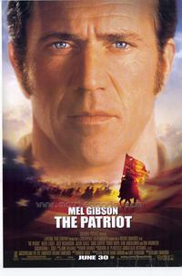 The Patriot - 43 x 62 Movie Poster - Bus Shelter Style A