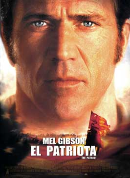 The Patriot - 27 x 40 Movie Poster - Spanish Style A