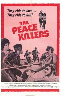 Peacekillers - 11 x 17 Movie Poster - Style A