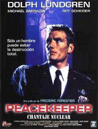 The Peacekeeper - 11 x 17 Movie Poster - Spanish Style A