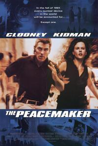 The Peacemaker - 11 x 17 Movie Poster - Style A