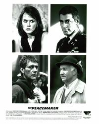 The Peacemaker - 8 x 10 B&W Photo #5