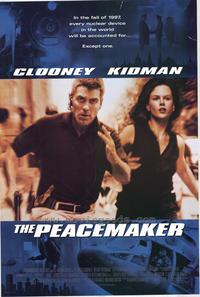 The Peacemaker - 27 x 40 Movie Poster - Style A