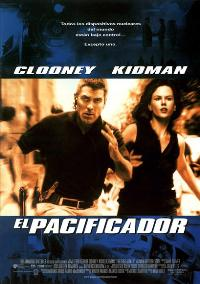 The Peacemaker - 11 x 17 Movie Poster - Spanish Style A