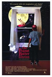 The Peanut Butter Solution - 11 x 17 Movie Poster - Style B