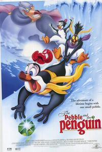 The Pebble and the Penguin - 27 x 40 Movie Poster - Style A