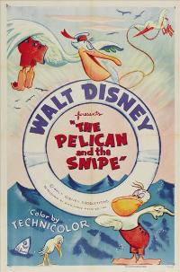The Pelican and the Snipe - 11 x 17 Movie Poster - Style A