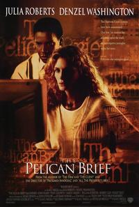 The Pelican Brief - 11 x 17 Movie Poster - Style A
