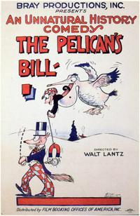 The Pelicans Bill - 11 x 17 Movie Poster - Style A