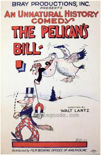 The Pelicans Bill - 43 x 62 Movie Poster - Bus Shelter Style A
