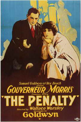 The Penalty - 11 x 17 Movie Poster - Style A