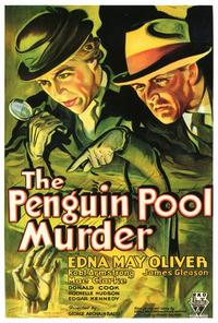 The Penguin Pool Murder - 27 x 40 Movie Poster - Style A