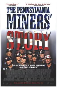 The Pennsylvania Miners Story - 27 x 40 Movie Poster - Style A