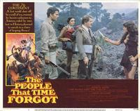 The People That Time Forgot - 11 x 14 Movie Poster - Style E