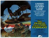 The People That Time Forgot - 11 x 14 Movie Poster - Style I