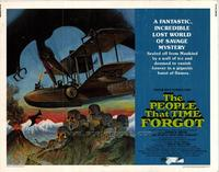 The People That Time Forgot - 22 x 28 Movie Poster - Half Sheet Style A