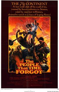 The People That Time Forgot - 43 x 62 Movie Poster - Bus Shelter Style A