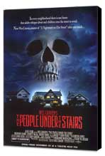 The People Under the Stairs - 27 x 40 Movie Poster - Style B - Museum Wrapped Canvas