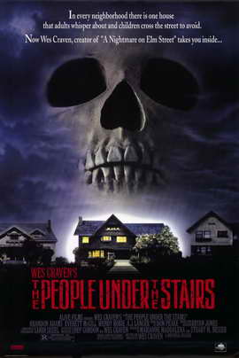 The People Under the Stairs - 11 x 17 Movie Poster - Style A