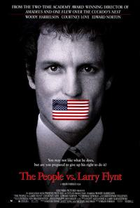 The People vs. Larry Flynt - 27 x 40 Movie Poster - Style A