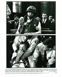 The People vs. Larry Flynt - 8 x 10 B&W Photo #8