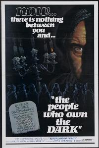 The People Who Own the Dark - 27 x 40 Movie Poster - Style A