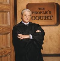 The Peoples Court - 8 x 10 Color Photo #1