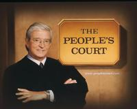 The Peoples Court - 8 x 10 Color Photo #5