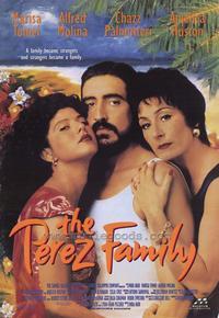 The Perez Family - 11 x 17 Movie Poster - Style B