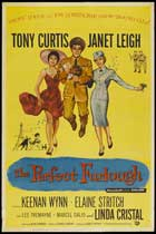 The Perfect Furlough - 11 x 17 Movie Poster - Style A
