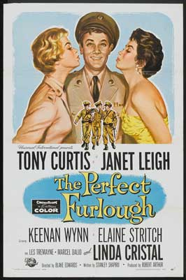 The Perfect Furlough - 27 x 40 Movie Poster - Style B