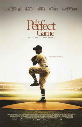The Perfect Game - 11 x 17 Movie Poster - Style A