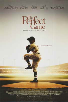 The Perfect Game - 27 x 40 Movie Poster - Style A