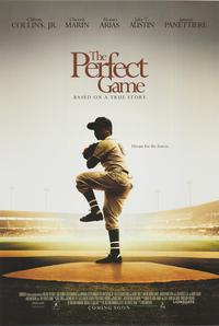 The Perfect Game - 43 x 62 Movie Poster - Bus Shelter Style A