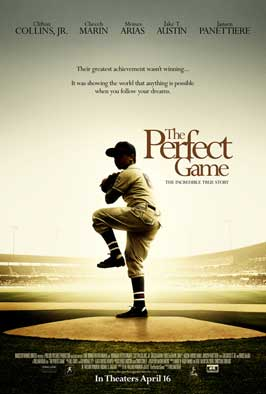 The Perfect Game - 11 x 17 Movie Poster - Style B